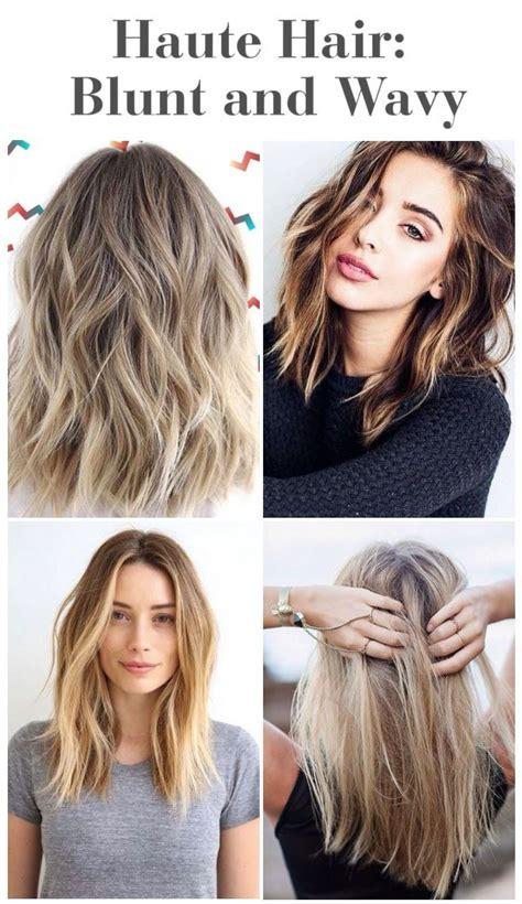 hairstyle inspiration medium wavy hair wavy hair