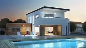 Maison Architecte Plan : plan et mod le de maisons gratuit ~ Dode.kayakingforconservation.com Idées de Décoration
