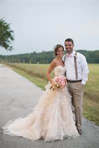 a country wedding a new country chic wedding