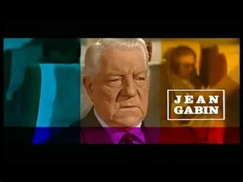 film jean gabin you tube du rififi a paname 1966 jean gabin youtube cin 233