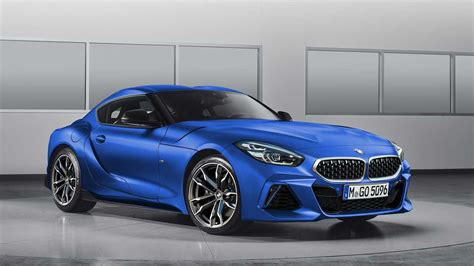 2020 bmw z4 2020 bmw z4 coupe fan rendering predicts the inevitable