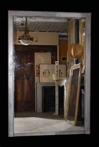 Miroir Grande Taille : miroirs anciens materiaux anciens ancien miroir mercure ~ Farleysfitness.com Idées de Décoration
