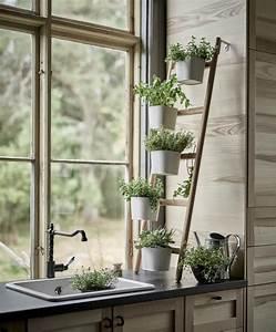 Echelle Decorative Casa : 36 diy plant stand ideas for indoor and outdoor decoration ~ Teatrodelosmanantiales.com Idées de Décoration