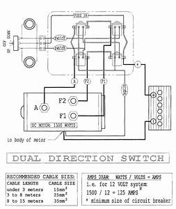 12 Volt Powerwinch Wiring Diagram