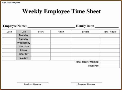 docs timesheet template 5 payroll timesheet template simple salary slip