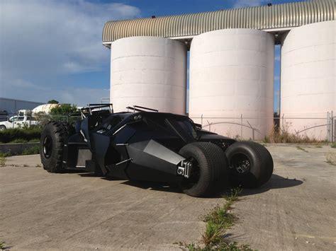 million dollar batmobile replica for sale luxuo