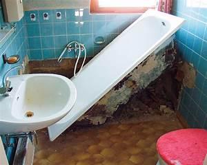 Badezimmer Selbst Renovieren : vorwandelement verkleiden ~ Michelbontemps.com Haus und Dekorationen