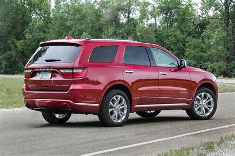 jeep durango 2016 2016 dodge durango review and rating motor trend