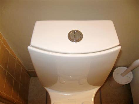 New Dual Flush Kohler Toilet For Granite Bay Home Owner