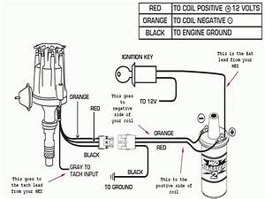 Mazda Coil And Distributor Wiring Diagram Picture