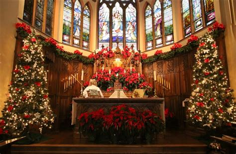 church altar  christmas pictures   images