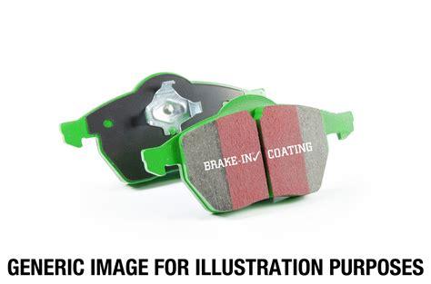 ebc green stuff ebc brakes dp2911 ebc greenstuff 2000 series sport brake pads ebay