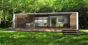 Holzbungalow Aus Polen : dream worthy yet affordable shipping container homes ~ Buech-reservation.com Haus und Dekorationen