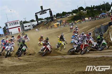 MXGP & MX2 qualifying race highlights + GoPro Lap of ...