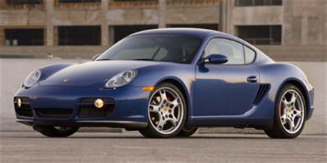 2007 Porsche Cayman Review, Ratings, Specs, Prices, and ...