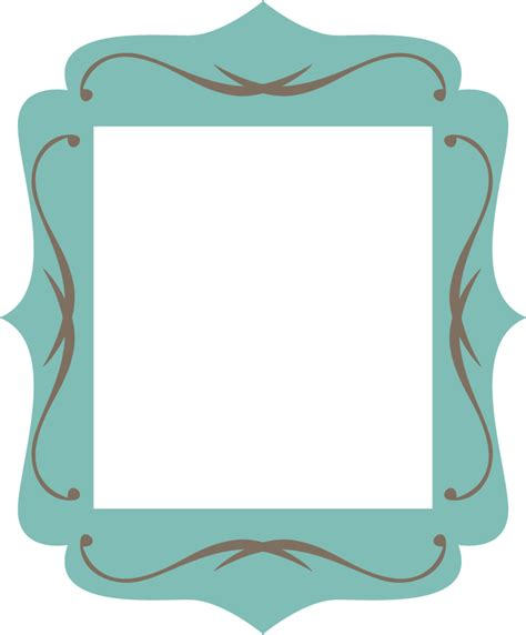 Picture Frame Clipart Frame Clipart