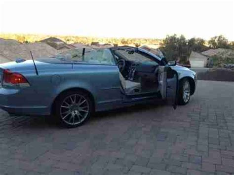automobile air conditioning repair 2010 volvo c70 navigation system find used 2007 volvo c70 t5 hardtop convertible w navigation low miles in phoenix arizona