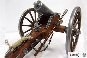 Civil War cannon, USA 1857 - Cannons - Western and ...