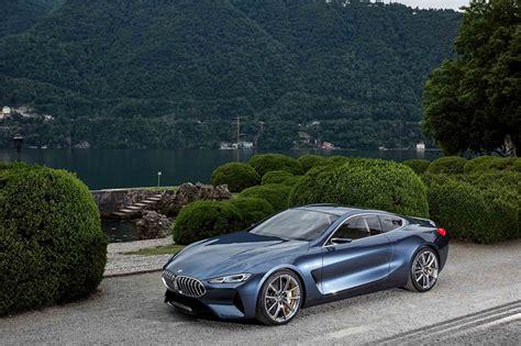 Exclusive Bmw 8 Series Concept Quick Drive Automobile