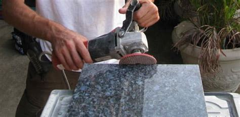 Polishing Countertops by How To Granite Today S Homeowner