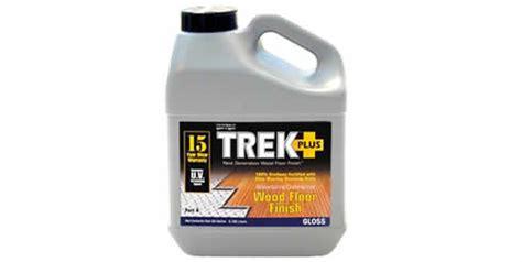 hardest wood floor coating trek plus 15 the hardest wearing waterbase polyurethane