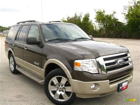 2008 ford expedition paint colors