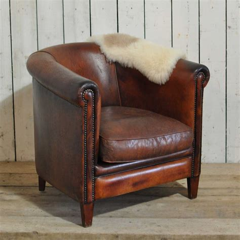 leather club chairs vintage worn leather club chair with arms home 6888