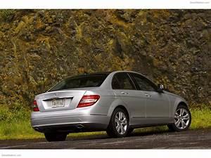Mercedes Classe C 2009 : mercedes benz c class enhanced for 2009 exotic car wallpapers 08 of 48 diesel station ~ Melissatoandfro.com Idées de Décoration