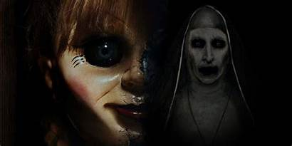 Annabelle Horror Conjuring Creation Nun Movies Scenes
