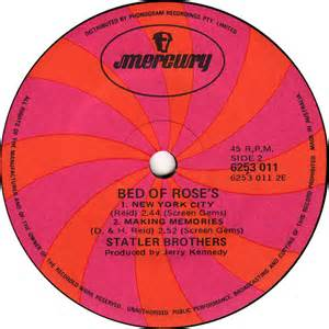 45cat statler brothers bed of roses mercury australia