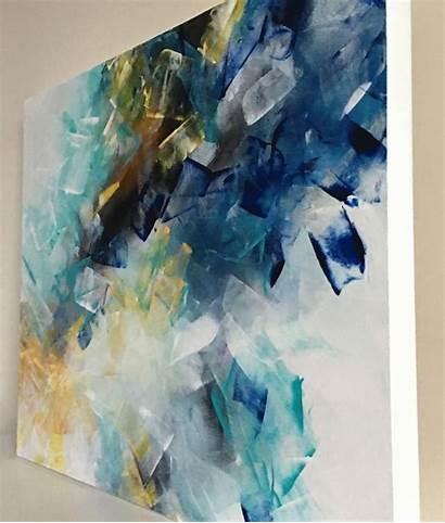Abstract Fine Altug Deniz Paintings Sanat Prints