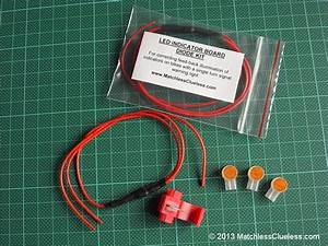 Led Indicator Diode Kit Installation Instructions