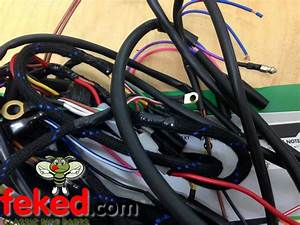 Electrical    Wiring Harness    Bsa Wiring Harness