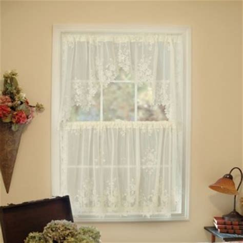bed bath and beyond semi sheer curtains 24 sheer tier curtains curtain menzilperde net