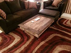 build a pallet coffee table in 4 hours for 20 dollars With how to make a simple coffee table