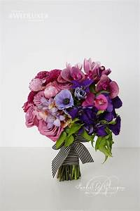 Our Colourful Bouquets For Wedluxe Magazine Wedding