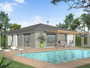montana 90 m2 quadri constructeur de maison With modele de plan maison 17 cuisine montana