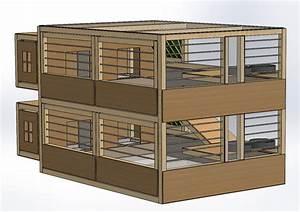 Cage A Cochon D Inde : cage trio uno duo ~ Dallasstarsshop.com Idées de Décoration