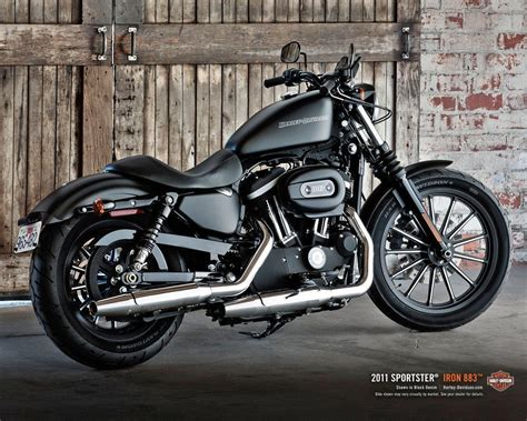 Wallpapers 2015 Harley Davidson Iron 883