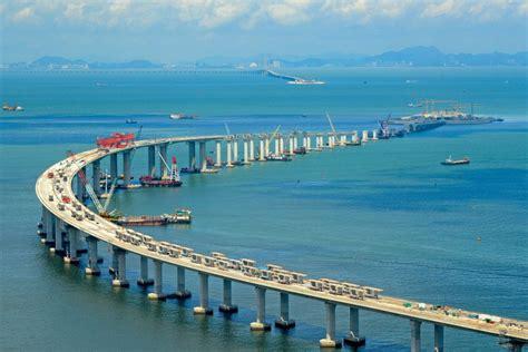hong kong macau bridge interesting facts about hong kong zhuhai macau bridge