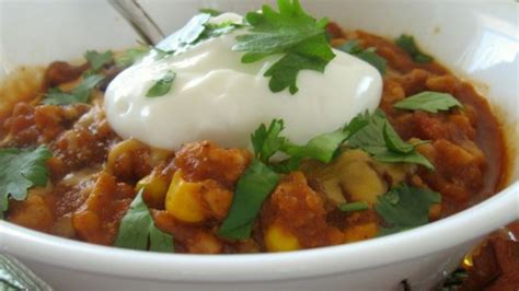 Pumpkin Turkey Chili Recipe Allrecipescom