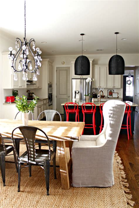 should dining room and kitchen lights match 28 images