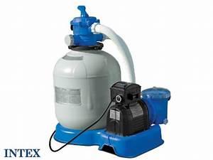 Pompe De Piscine Intex : vanne pour filtre a sable pas cher ~ Dailycaller-alerts.com Idées de Décoration