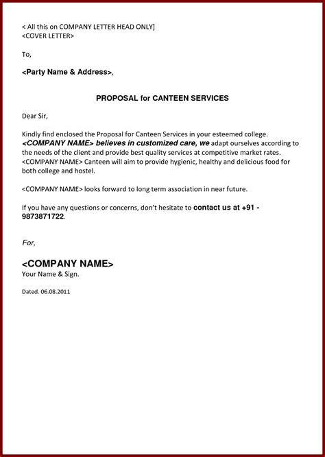 freelance writer resume sample investment proposal cover letter template