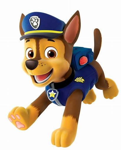 Paw Patrol Chase Clipart Transparent Dog Clip