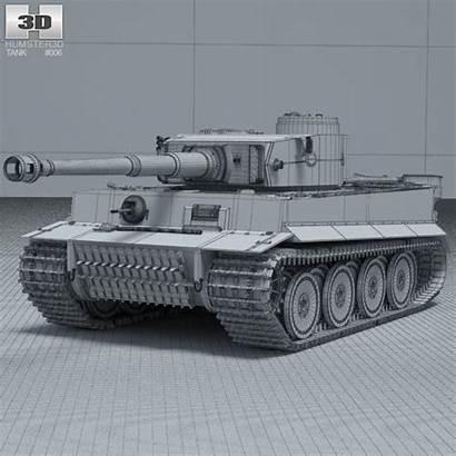 Tiger 3d Hum3d Models Humster3d