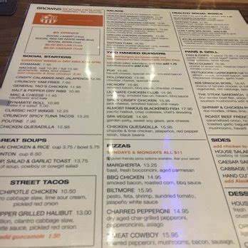 browns socialhouse summit   burgers