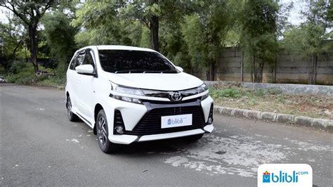 Review Toyota Avanza Veloz 2019 by Blibli Oto Review Toyota New Avanza Veloz 2019