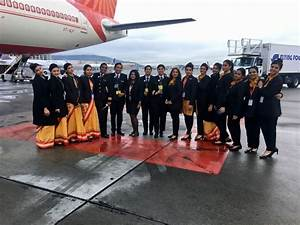 Indian Women Pilots Flying High on Air India