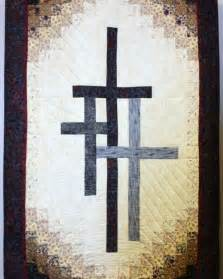 Crosses Quilt Pattern